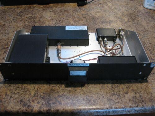 Celwave RMC800-12K Rack MT 12 Channel UHF/806-824MHz Multi-Coupler (LOT#JC585)