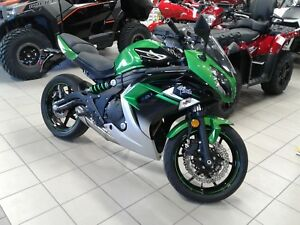 2016 Kawasaki Ninja 650 ABS-Consignment No GST-Price Reduction!