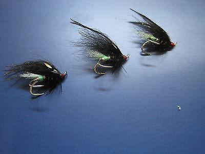 3 V Fly Size 9 Ultimate RV Alta Copper Suhrlander Salar Double Salmon Flies