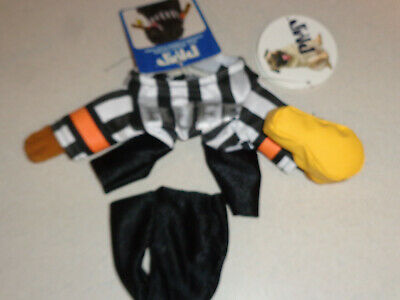 Dog Referee Costume (Dog Referee Costume by PMP  sizie XS  NEW)