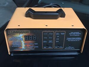 MotoMaster Eliminator Intelligent Battery