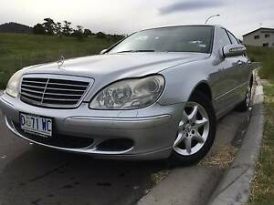 2004 Mercedes-Benz S350 Sedan Austins Ferry Glenorchy Area Preview