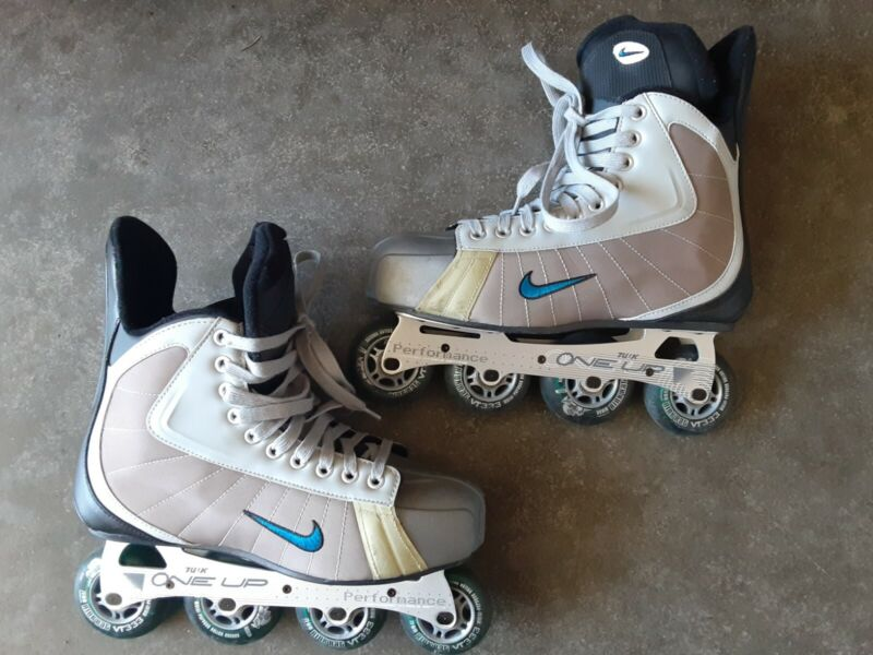 Nike Quest Aero Hockey Inline Rollerblades Skates Men
