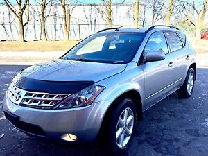 **Reduced**2004 Nissan Murano Only 162k KM Certified & Etested