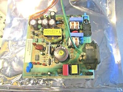 Power Supply Board Assembly Sw422 Rev F 1410213k001 Rev B For Tds-200 Series