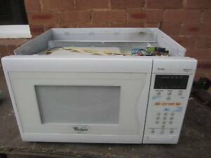 Microwave Whirlpool M585 Lilyfield Leichhardt Area Preview