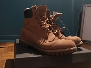 Timberlands taille 9/ size 9