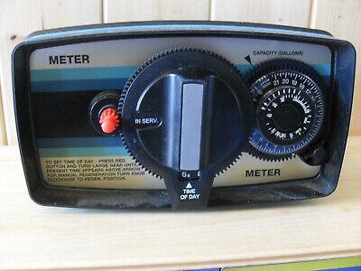 Fleck 5600 Valve Metered  Water Softener Power head  Standard  120 volt