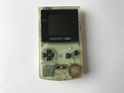 Game Boy COLOR | Nintendo | Handheld-Konsole | Clear | Transparent