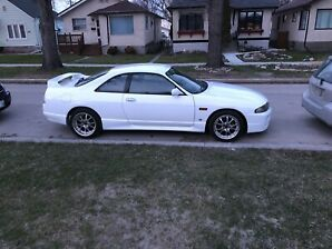 1996 Nissan skyline gtst for sale