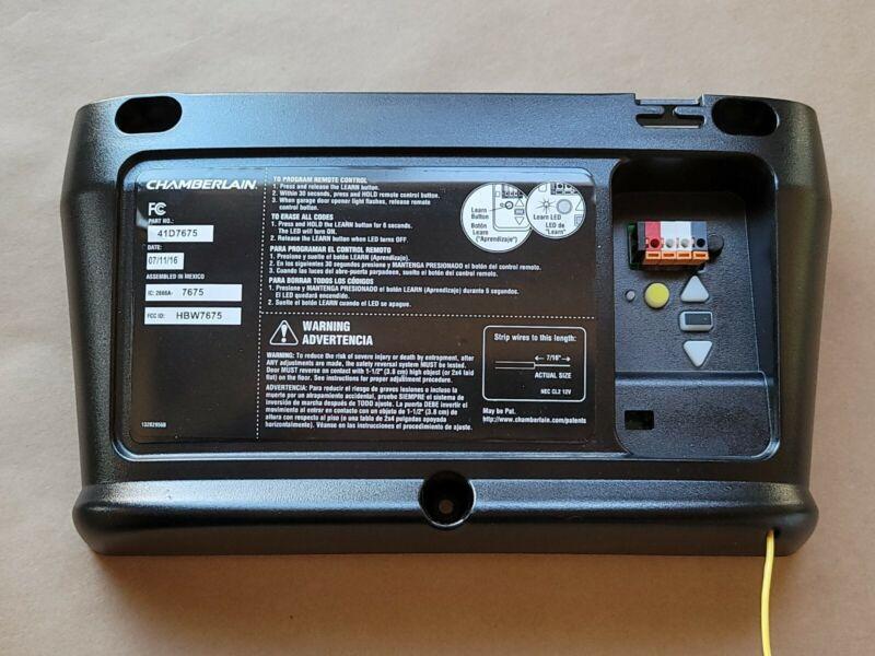Chamberlain Logic Board 41D7675