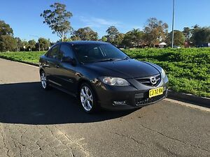 IMMACULATE 2006 Mazda 3 SP23 - 6 Speed Rego Wetherill Park Fairfield Area Preview