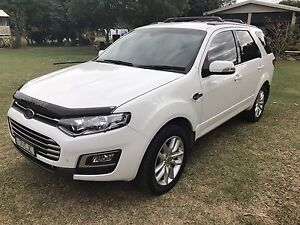 2015 Ford Territory SZ MKII TS Seq Shift, 6 Speed Sports SUV Rangewood Townsville Surrounds Preview