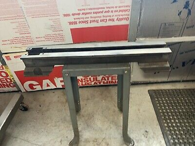 Outstanding Craftsman Sears 101 Atlas 618 6 Metal Lathe Bed Rack B