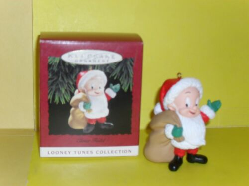 1993 Hallmark Elmer Fudd as Santa Looney Tunes Collection SDB w/ Price Tab
