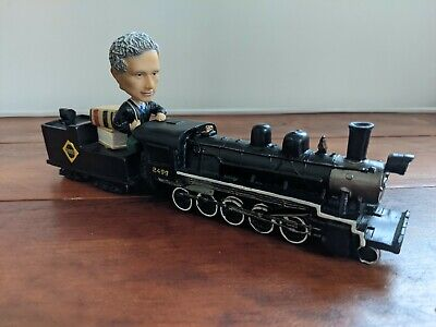 Louis Brandeis U.S. Supreme Court Justice Bobblehead, Green Bag Rare