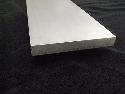 14 Aluminum 4 X 18 Bar Sheet Plate 6061-t6 Mill Finish