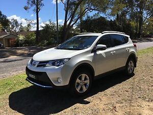2014 Toyota RAV4 Wagon Winmalee Blue Mountains Preview