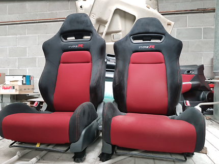 Honda Civic Type R DC5 FN2 Seats
