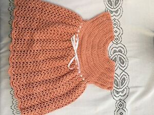 Handmade crotchet dress South Wentworthville Parramatta Area Preview