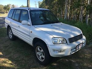 Toyota RAV4, Manual, RWC, REGO, Great to great Caboolture South Caboolture Area Preview