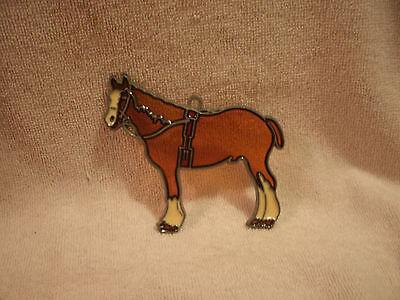 Clydesdale Horse Suncatcher (Horse Suncatcher)
