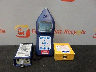 Cel 480 Digital Sound Meter Survey Tester Noise Cel-480