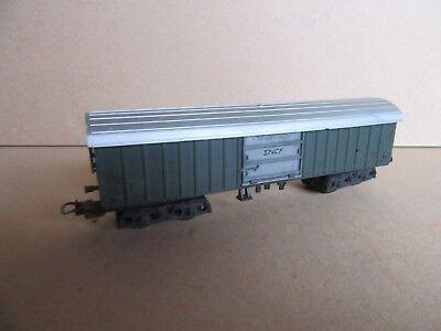 64I Vintage Lima 3182 Wagon Toit Ouvrant SNCF Ho 1:87 d'occasion  Expédié en Belgium