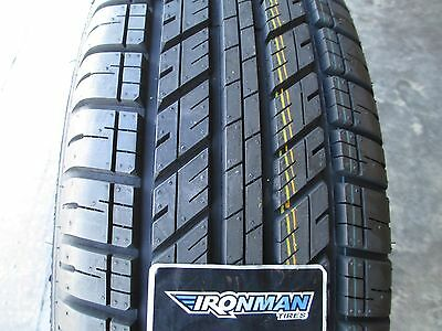 4 New 235/55R18 Ironman RB-SUV Tires 235 55 18 R18 2355518 55R