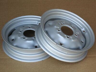 2 Wheel Rims 3x12 For Ih International 154 Cub Lo-boy 184 185 Farmall 330 340
