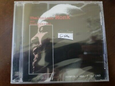Olympia, März 7., 1965 von Thelonious Monk (CD, 2002 Delta, Live Recording)