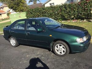 1999 Nissan Pulsar Plus Sedan Forster Great Lakes Area Preview