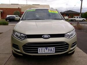 2014 FORD TERRITORY 4X4 TURBO DIESEL AUTO Bacchus Marsh Moorabool Area Preview