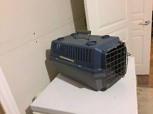 Cage de transport pour chats
