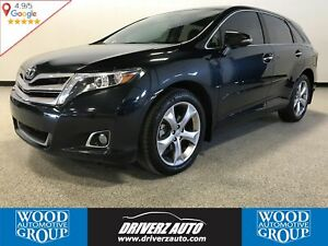 2014 Toyota Venza AWD V6 LIMITED EDITION LOADED