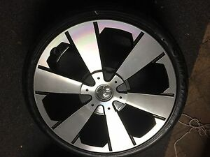 HBD mags wheel rims Holden By Design VZ Commodore WANTED Bunbury Bunbury Area Preview