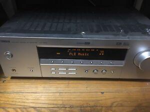 Yamaha natural sound Av receiver