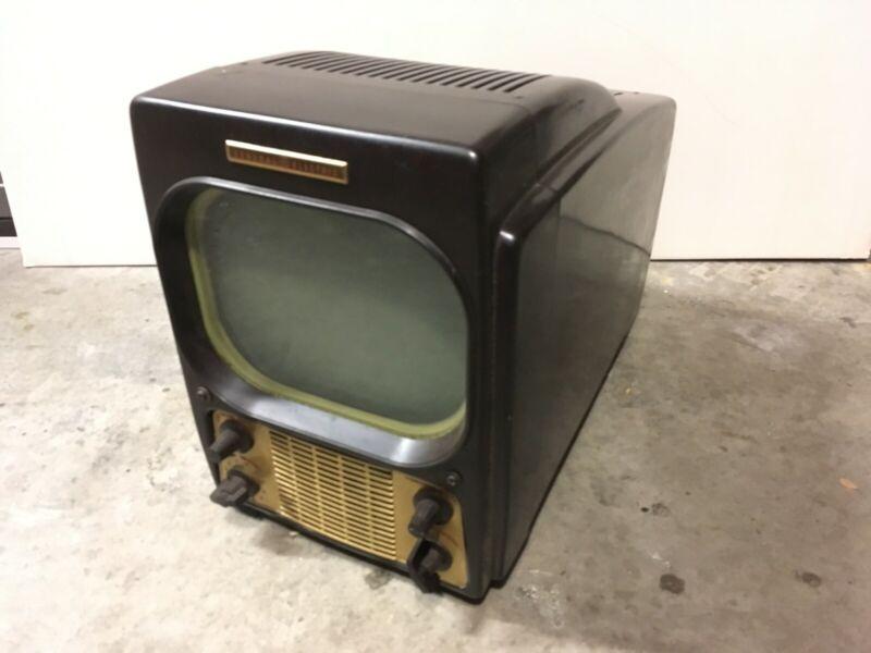 "General Electric 1948 ""Locomotive"" Model 805 TV"
