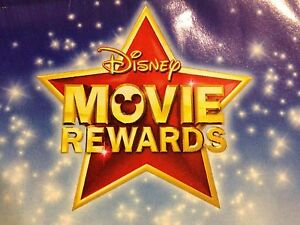 Code Emailed DISNEY MOVIE REWARDS Monsters Inc BluRay 150 DMR POINTS/CODE ONLY