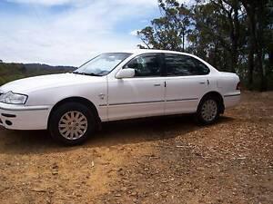 2004 Toyota Avalon Sedan Lawson Blue Mountains Preview