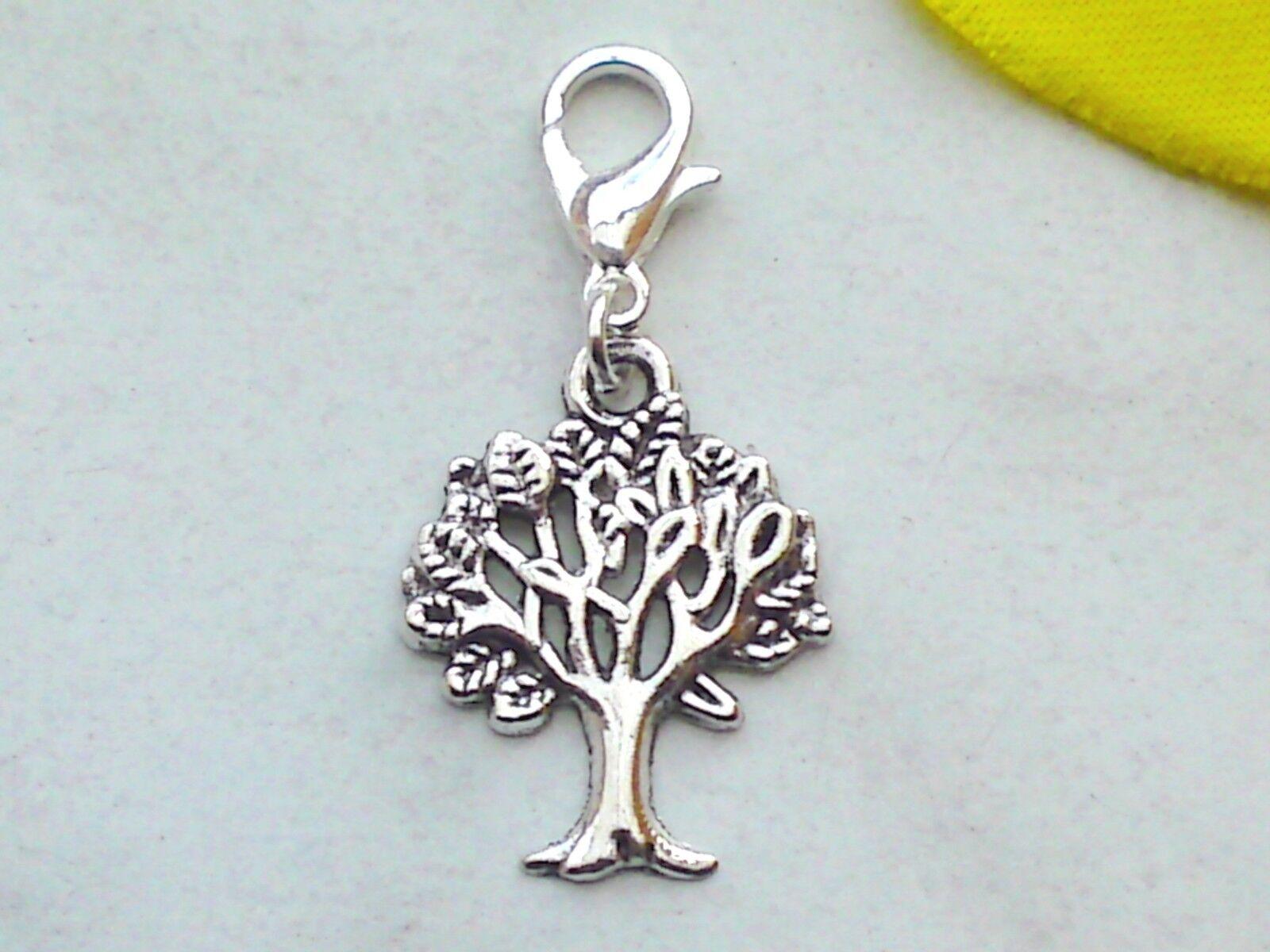 Charms Anhänger *LEBENSBAUM Charm Baum des Lebens für Bettelarmband und Kette