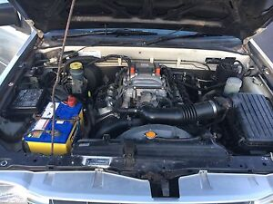 2002 Holden Rodeo LX Space Cab Kariong Gosford Area Preview
