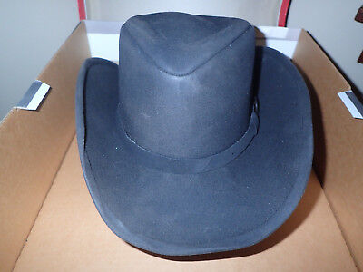 Stetson Hat Company (Outback Trading Company Original Australian Oilskin Hat in Stetson Box XL)