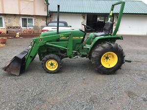 John deere 770 for sale