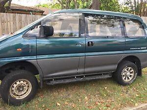 """URGENT SALE"" Mitsubishi Delica ""NO TIME FOR TIME WASTERS""! Bracken Ridge Brisbane North East Preview"