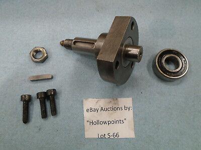S66 Smithy Bz-239 12 Lathe Change Gear Feed Shaft Chizhou Machine Cz3001 Enco