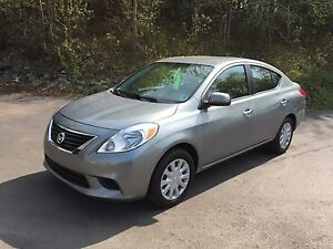 2012 Nissan Versa New MVI Priced To sell!