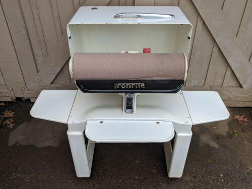 Ironrite Model 85 Ironing Machine - mangle vintage AS IS