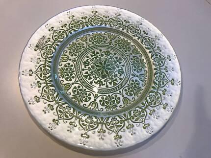 Wheel and Barrow serving plate, 34cm, Alinea design, RRP $49.95