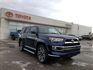 2018 Toyota 4Runner 4DR SUV 4WD